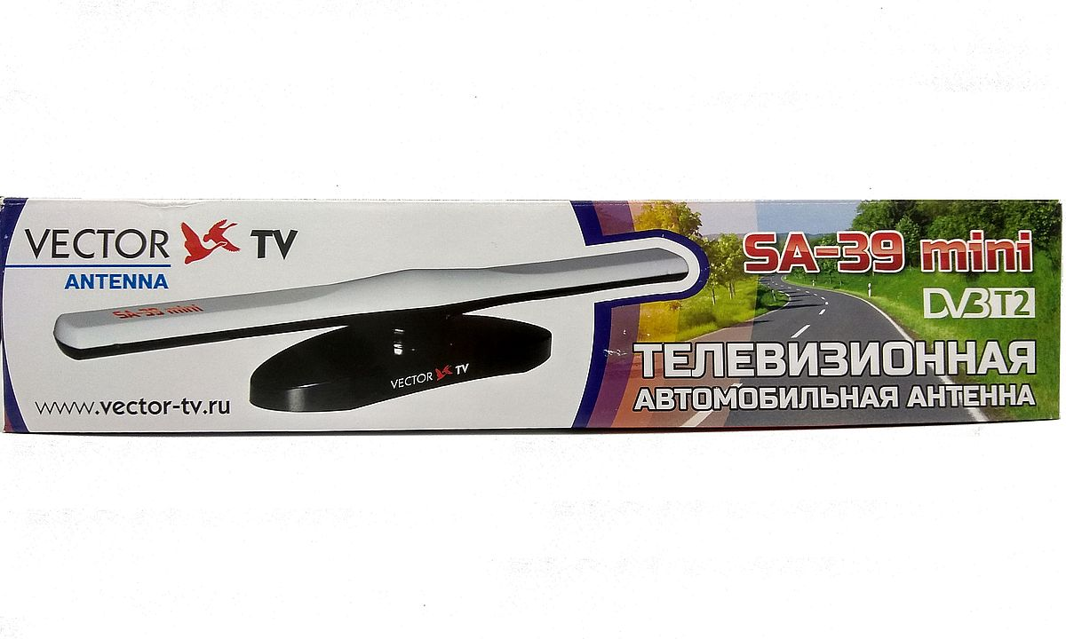 Антенна VECTOR-TV SA-39 mini. Фото N3